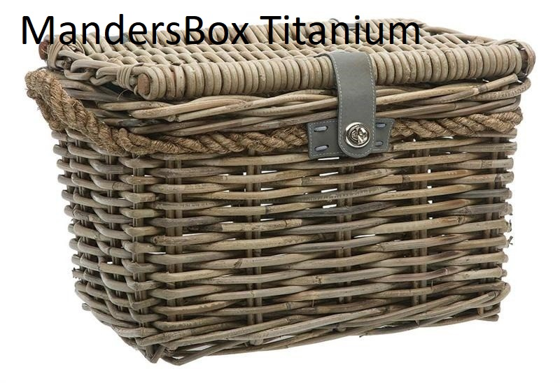 MandersBox- Titanium